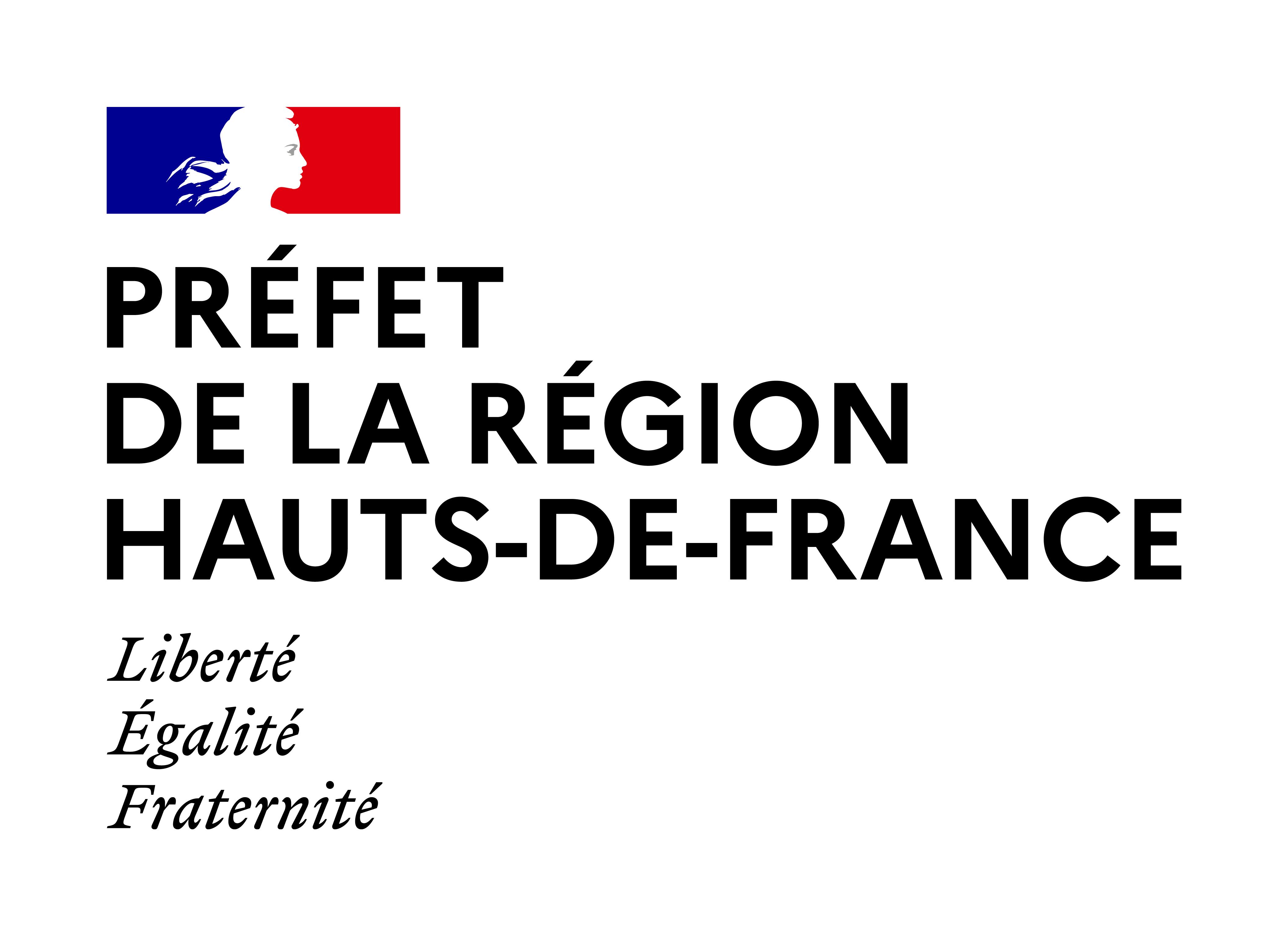 Préfet de région Hauts-de-France
