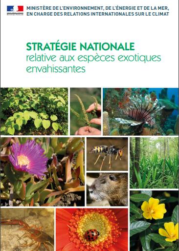 Stratégie nationale relative aux espèces exotiques envahissantes