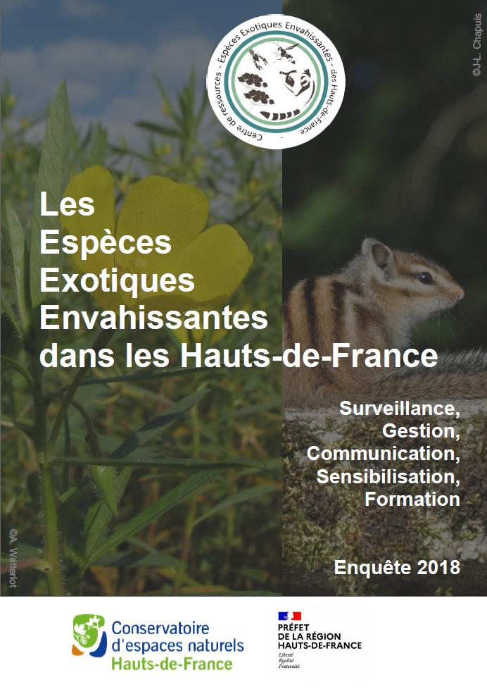 Enquête 2018 - EEE Hauts-de-France