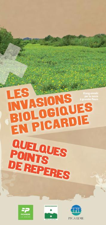 Les invasions biologiques en Picardie : quelques points de repères